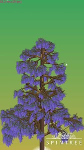 screenshot of Spintree 2: Merge 3D Flowers Calm & Relax game version 1.2.0