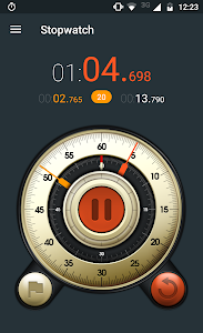 screenshot of Stopwatch Timer version Varies with device