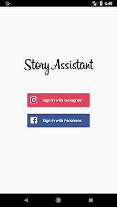 screenshot of Story Saver for Instagram - Story Assistant version 1.1.1.3