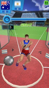 screenshot of Summer Sports Events version 1.3