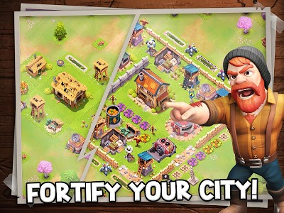 screenshot of Survival City - Zombie Base Build and Defend version 1.2.0