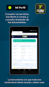 screenshot of Taxis Libres Conductores version 1.4.6