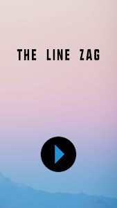 screenshot of The Line zag version 1.0