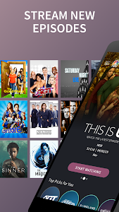 screenshot of The NBC App - Stream Live TV and Episodes for Free version 7.0.3