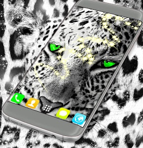 screenshot of Live Wallpaper Tiger version 1.286.1.126