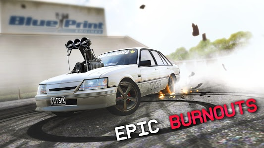 screenshot of Torque Burnout version 2.1.4