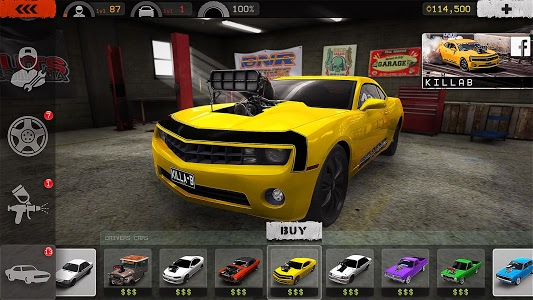 screenshot of Torque Burnout version 2.1.3