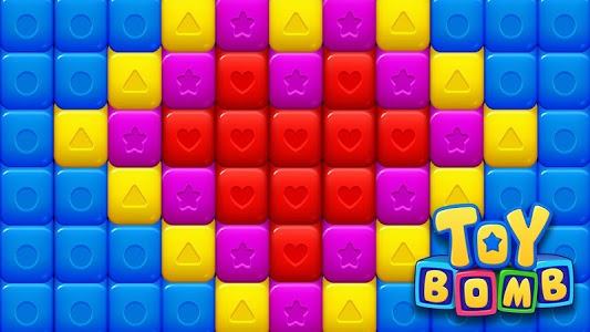screenshot of Toy Bomb: Blast & Match Toy Cubes Puzzle Game version 2.90.5003