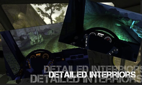 screenshot of Truck Simulator : Offroad version 1.2.1