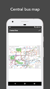 screenshot of London Offline Transit Maps: Tube, Rail + more! version 4.0.0