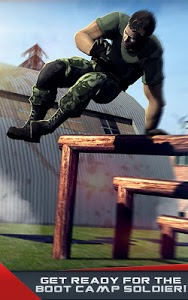 screenshot of US Army Training Courses Game version 1.6