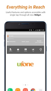screenshot of My Ufone version 6.3