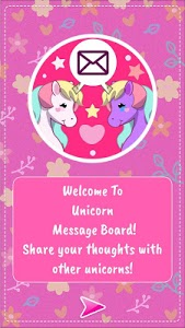 screenshot of Unicorn Diary (with lock - password) version Varies with device