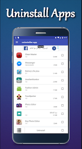 screenshot of Uninstall any Apps version 6.0