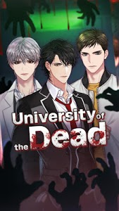 screenshot of University of the Dead : Romance Otome Game version 1.0.1