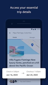 screenshot of Vrbo Vacation Rentals version Varies with device