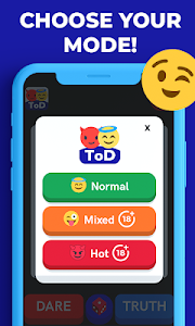 screenshot of Truth or Dare \ud83d\ude0b version 8.6