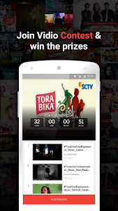 screenshot of Vidio - Nonton TV & Video version 2.1.11