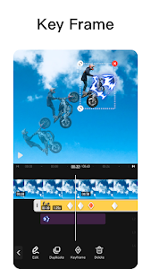 screenshot of Video Editor & Video Maker - VivaVideo version Varies with device