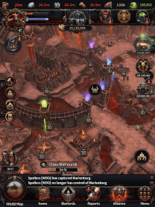 screenshot of Warhammer: Chaos & Conquest - Build Your Warband version 1.10.14