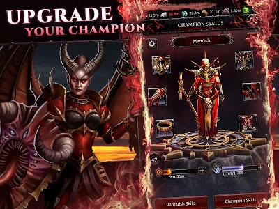 screenshot of Warhammer: Chaos & Conquest - Build Your Warband version 1.10.56