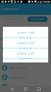 screenshot of Who Views My Profile Picture version 4.5