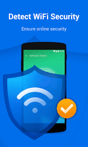 screenshot of WiFi Doctor Free - Booster Speed & Security Check version 1.2.10.00