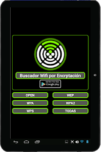 screenshot of Wifi Finder by Encryption version 2.9