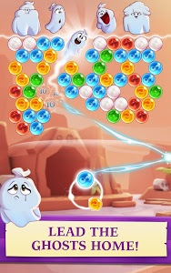 screenshot of Bubble Witch 3 Saga version 3.1.3