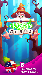 screenshot of Wizard's Words version 1.2