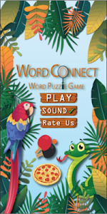 screenshot of Word Connect - word puzzle game version 2.2