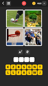 screenshot of Word Picture - Word Search Games version 1.0