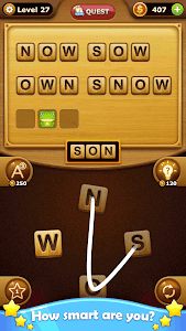 screenshot of Word Connect : Word Search Games version 5.7