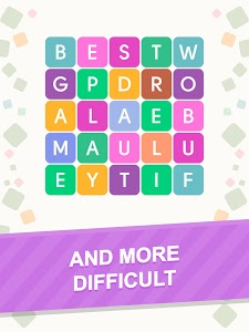 screenshot of Word Search - Mind Fitness App version 1.2.1
