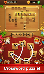 screenshot of Word Talent - Best Word Connect Game version 1.2.9