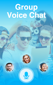 screenshot of Yalla-Free Voice Chat Rooms version 2.6.0.2