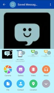 screenshot of IMessenger 2019 - Chat ,video call,Send media FREE version 2.2