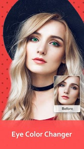 screenshot of Z Camera - Photo Editor, Beauty Selfie, Collage version 4.36