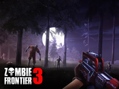 screenshot of Zombie Frontier 3: Sniper FPS version 2.19